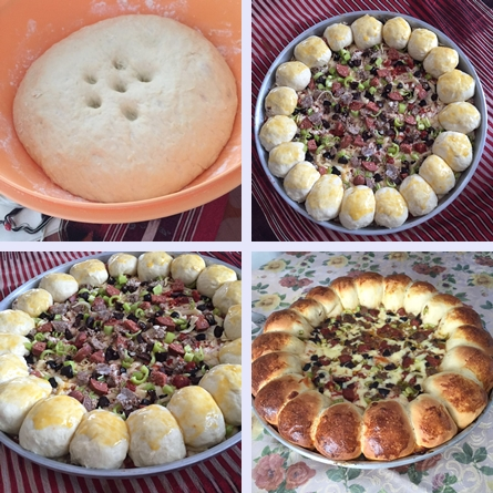 birleşmiş pizzalar